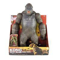 """Lanard Kong Skull Island 18"""" Poseable Kong Mega-Figure"""