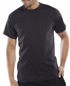Mens Heavy Weight Cotton Workwear T-Shirt - Clctshw