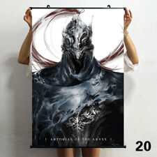 Game Dark Souls 3 Wall Scroll Poster Fabric Painting Artorias of the Abyss Print