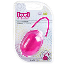 New Lovi Soother container for dummies