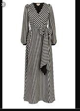 Coast maxi wrap dress size 14 bnwt