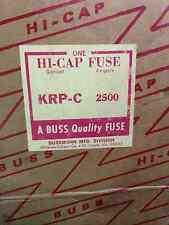 Bussmann KRPC2500 Class L Time Delay Current limiting 2500A 600V Fuse