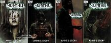 SILENT HILL Downpour Anne's Story (4) Issue Set #1 2 3 4 IDW Comic 1st print lot