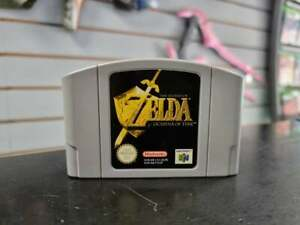 The Legend of Zelda: Ocarina of Time - Nintendo 64 [Cart] - FAST & FREE DELIVERY