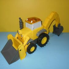 Bob The Builder R/C Super Scoop Remote Control Talking Digger Vehicle Toy