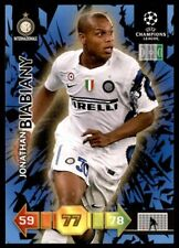 Panini Adrenalyn XL Champions League 2010/2011 Inter Milan Jonathan Biabiany