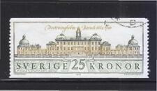 SWEDEN 1991 DROTTNINGHOLM PALACE 25 SEK HIGH VALUE 1 STAMP SC#1877 IN FINE USED