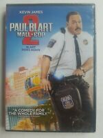 🔥🔥 Paul Blart: Mall Cop 2 (DVD, 2015) Sealed new! Ships today!