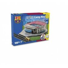 Barcelona Camp Nou Stadium 3d Jigsaw Puzzle Paul Lamond
