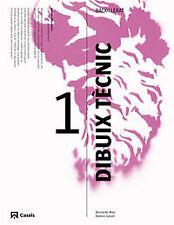 (CAT).(15).DIBUIX TECNIC 1R (+CD) BATXILLERAT. ENVÍO URGENTE (ESPAÑA)