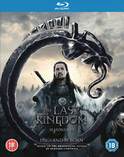 The Last Kingdom: Seasons 1 & 2 (Box Set) [Blu-ray]