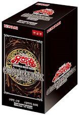 """Yu-Gi-Oh """"CHRONICLE PACK"""" 1st wave Booster box (30Packs) / Korean"""