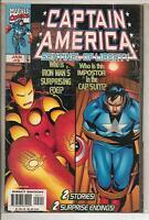 Marvel Comics Captain America Sentinel Of Liberty #5 January 1999 VF+