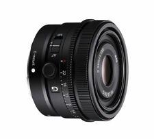 Sony FE 50mm f/2.5 G Lens - SEL50F25G