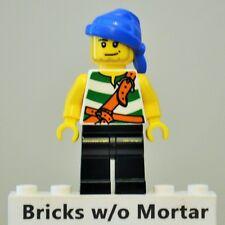 New Genuine LEGO Pirate Minifig Pirates 6240