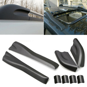 For 2004-2008 Hyundai Tucson Roof Rack Cover Rail End Shell Housing Replacement