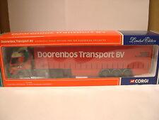 Corgi volvo FH12 curtainside de boer Doorenbos transport Ref.CC12408