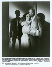 ROBIN GIVENS ROBERT GUILLAUME DAVID HEWLETT PENTHOUSE ORIGINAL 1989 ABC TV PHOTO