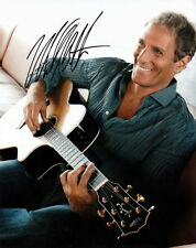 MICHAEL BOLTON.. Handsome Hunk - SIGNED