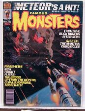 1980 FAMOUS MONSTERS Filmland Magazine #160 BUCK ROGERS