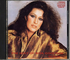 RITA COOLIDGE The Best Of JAPAN 1985 1st Press CD 32XB-42 3200Yen RARE!!