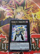 Carte Yu-Gi-Oh! Numéro 34 : Terreur-Byte PRC1-FRV02 français/ terror-byte number