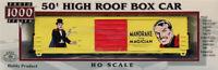 Proto 1000 HO Gauge Mandrake The Magician 50' High Roof Box Car #P0C01U