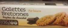 Lot Revendeur Destockage De 8 Paquets De Galettes Bretonne Pépites Chocolat