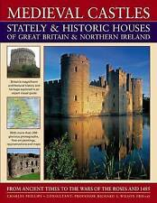 NEW BOOK Medieval Castles, Stately and Historic Houses of Great Britain