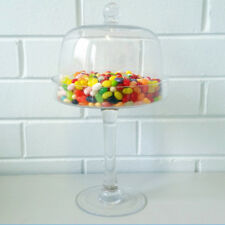 New Candy Lolly Cake Buffet Apothecary Glass Jar Lid Stand Wedding Party Event A