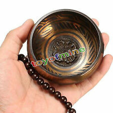 Bouddhisme Bouddha Tibétain Yoga Méditation Chantant Bol Singing Bowl Népal