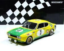 Ford Capri RS 2600 #3 BP RACING Birrel 2.Platz 24H SPA 1972 Minichamps 1:18