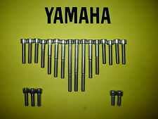 Yamaha RD400 C D E F 400cc Stainless SS EngineCover Allen Screw Set Kit FREEPOST