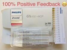 Philips Zoom Daywhite 6% , 3x Syringes Pack ,Uk Stock ,   ➡️ Long Expiry 11/2021