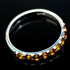 Citrine 925 Sterling Silver Ring Size 11 Ana Co Jewelry R21266