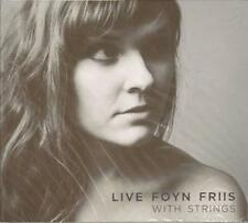 Live Foyn Friis - With Strings (OVP)