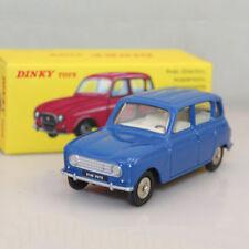 Dinky Toys 518 - Renault 4l, R4 Bleu Berline 1:43, Atlas