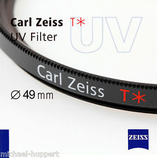 Carl Zeiss T* UV Filter 49 mm