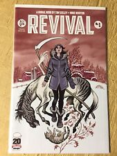 REVIVAL #1 FOURTH PRINTING IMAGE NM