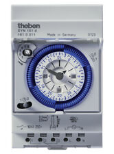 THEBEN SYN 161 D 1610011 Analogue Analog Timer Switch 230V Segment Timeswitch