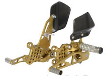Yamaha FZ1 2006 - 2014 Gilles AS31GT2 Gold Aftermarket Rearsets