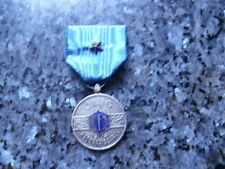 belle medaille police militaire belge ww1