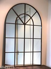 SUPERB 120cm  PROVINCIAL FRENCH orangerie MIRROR INDOOR OUTDOOR  NEW