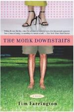 The Monk Downstairs: A Novel-ExLibrary