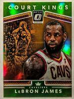 LeBron James 2017-18 Panini Optic Court Kings Lime Green /149 Prizm HOT 🔥