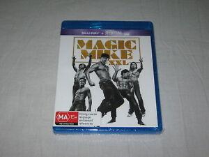 Magic Mike XXL - Brand New & Sealed - Region B - Blu Ray