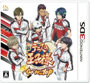 3DS THE PRINCE OF TENNIS Go to the top