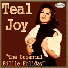 TEAL JOY CD Vintage Vocal Jazz / The Oriental Billie Holiday , But Beautiful ...