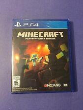 Minecraft PlayStation 4 Edition (PS4) NEW