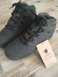 Nash ZT Trail Boots New Carp Fishing Winter Walking Boots Size 9 Uk